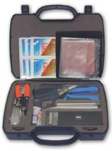 Bộ dụng cụ thi công cáp mạng - LAN Maintenance Tool Kit