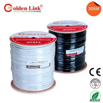Golden Link RG6 / U 305M coaxial cable