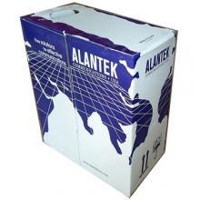 Cáp mạng Alantek Cat 5E UTP, Patch Cable, Stranded, 4-Pair  Blue