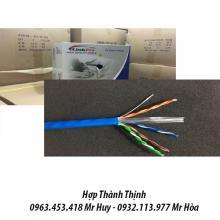 Cáp mạng vi tính Cat6 UTP-6-100