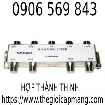 Alantek Splitter  Indoor 8 way ( Bandwidth 5-1000MHz )
